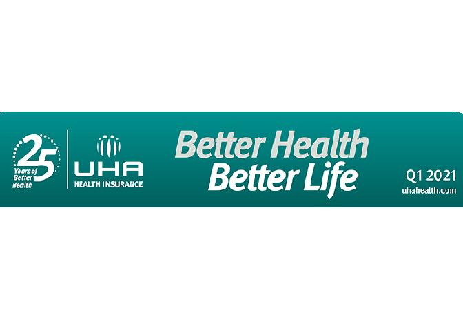 Better Health Better Life - Q1 2021 (Employers)