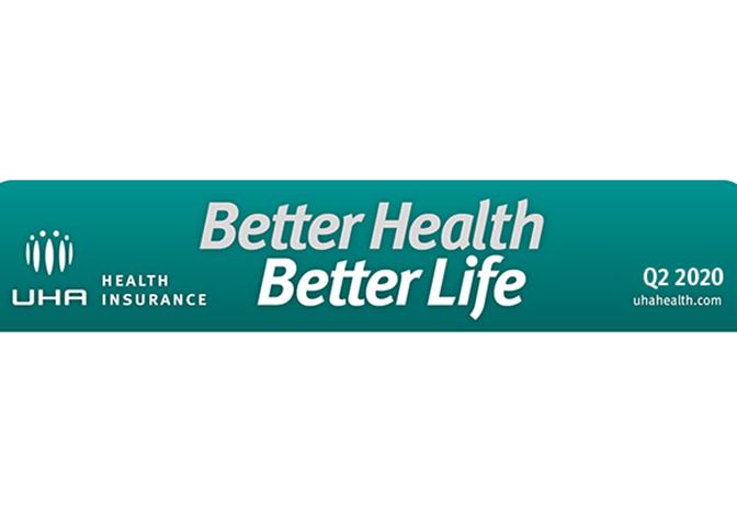 Better Health Better Life – Q2 2020 (Providers)