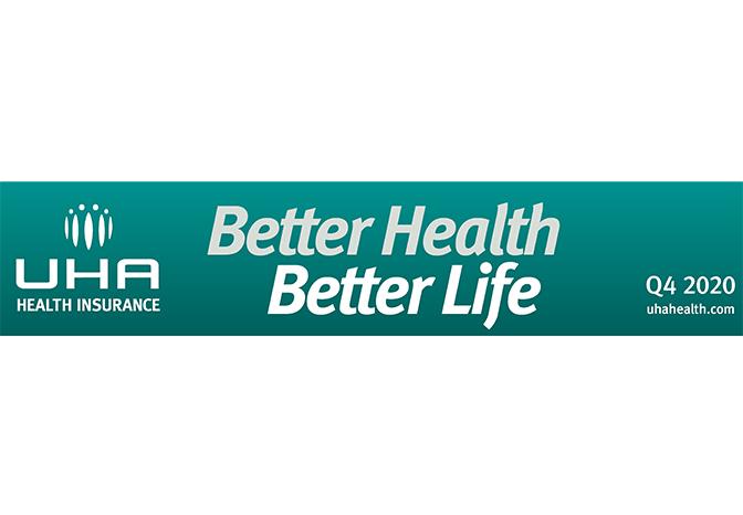 Better Health Better Life – Q4 2020 (Members)